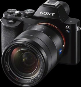 camera foto sony