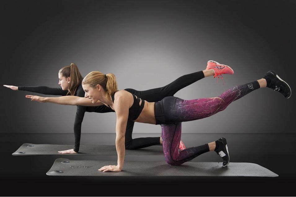 Fitness-ul este benefic pentru organismul uman.